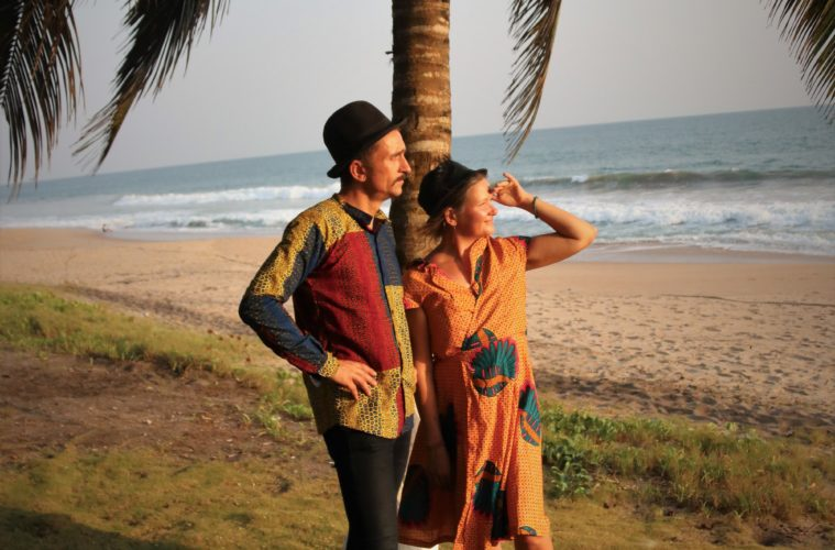 Westafrika mit Berit Hüttinger