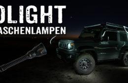 Outdoor Taschenlampen von Olight - 4x4PASSION #246