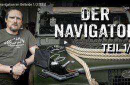 Navigation im Gelände 1/3 - 4x4PASSION #255