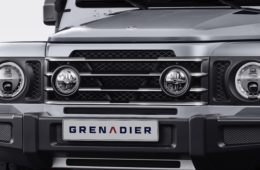 Der Grenadier enthüllt.