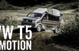 VW T5 4Motion Roomtour - 4x4PASSION #252