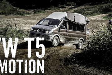 VW T5 4Motion Roomtour - 4x4PASSION #252