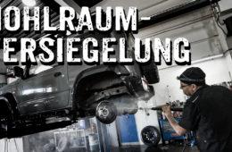 Hohlraumversiegelung beim Geländewagen - 4x4PASSION Folge 253