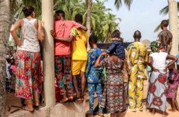 Mit Frau Scherer durch Westafrika - Teil 5. Benin #1, Voodoo