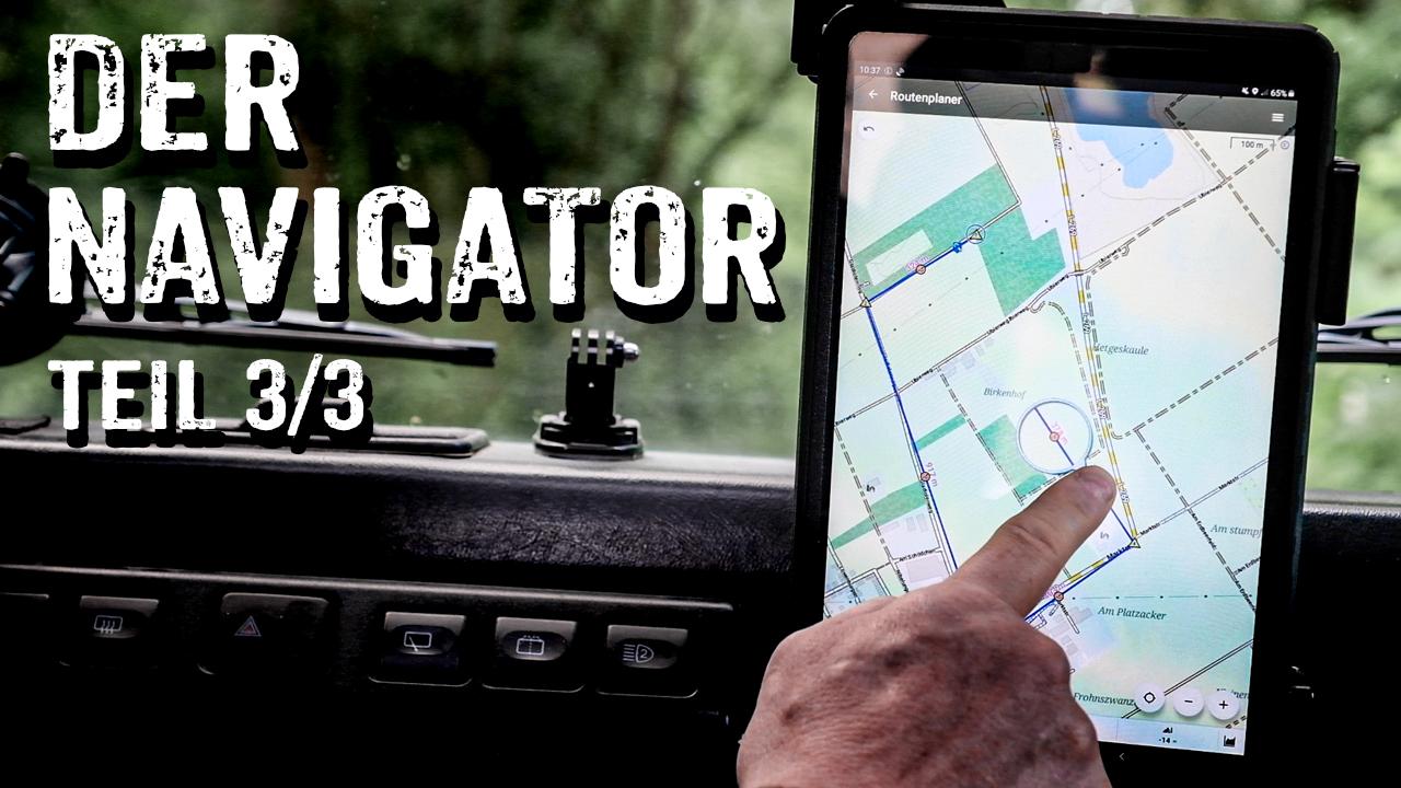 Gelände-Navigation in der Praxis - 4x4PASSION #259