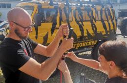 DIY-Workshop für den Elektroausbau von Tigerexped