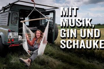 Defender Roomtour mit Schaukel, Musik und Gin - 4x4PASSION #261