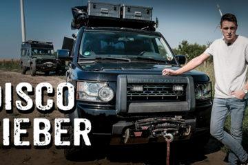 Land Rover Discovery 4 als Reisefahrzeug - 4x4PASSION #266