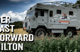 Land Rover 101 Forward Control Roomtour - 4x4PASSION #268