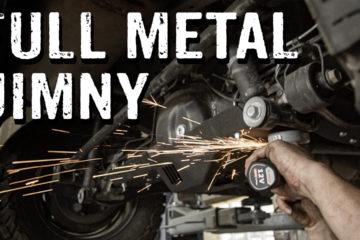 Unterfahrschutz für den Jimny - 4x4PASSION #269