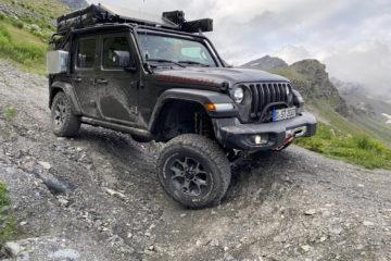 Sicher und reisetauglich - Ein Jeep Wrangler JLU Rubicon mit dem besonderen Extra.
