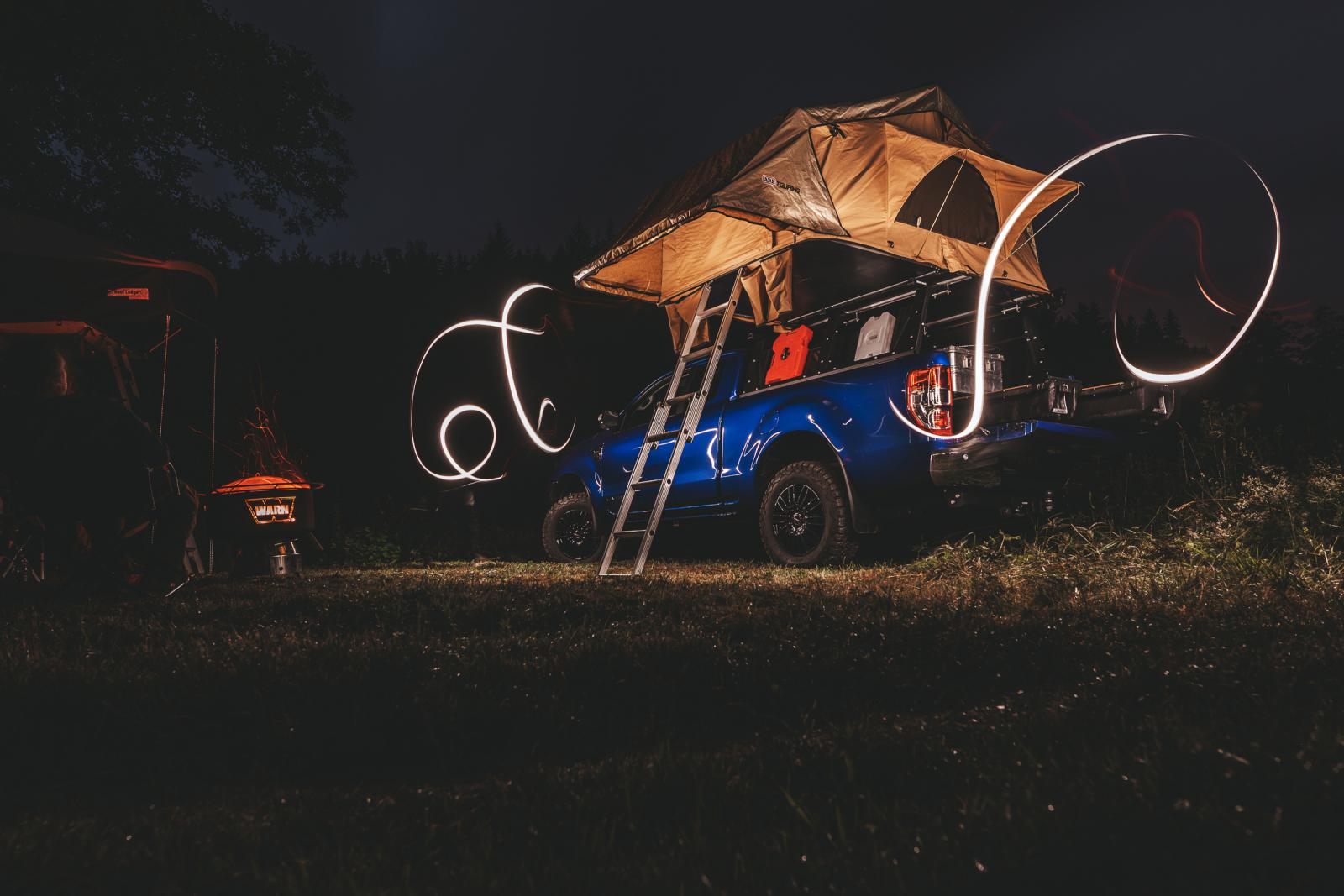 So macht Camping Spaß, mit der richtigen Ausrüstung.