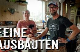 Duenenkerl: Einzigartige Ausbauten für Geländewagen und Vans - 4x4PASSION #272
