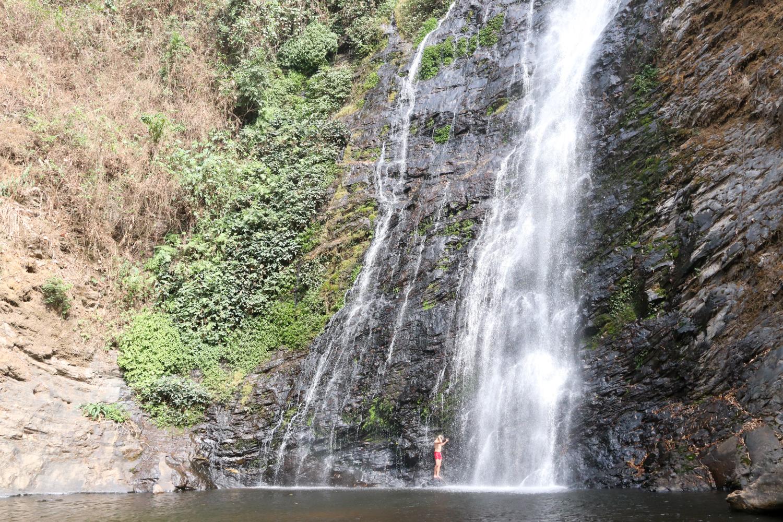Togo ist unter anderem für seine spektakulären Wasserfälle bekannt.
