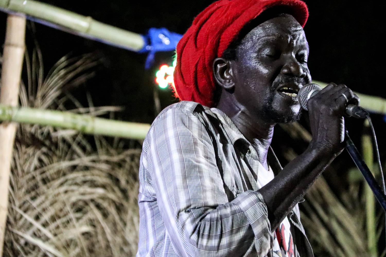 Baliku Roots ist in Burkina Faso kein Unbekannter.