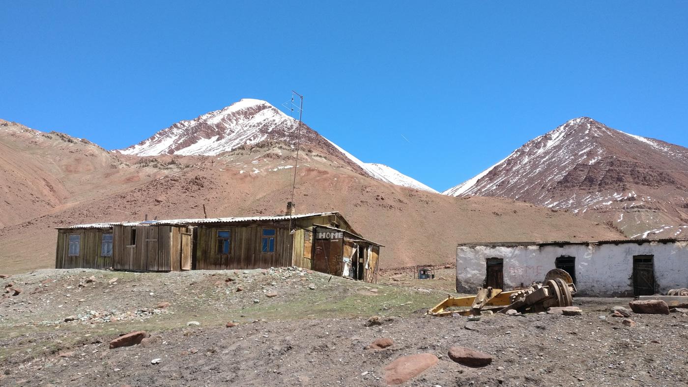"""Kirgistan, Land für Bergliebhaber - """"Homestay"""" im Niemandsland zwischen Tadschikistan und Kirgistan."""