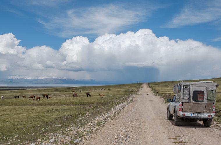 Kirgistan die Schweiz Zentralasiens