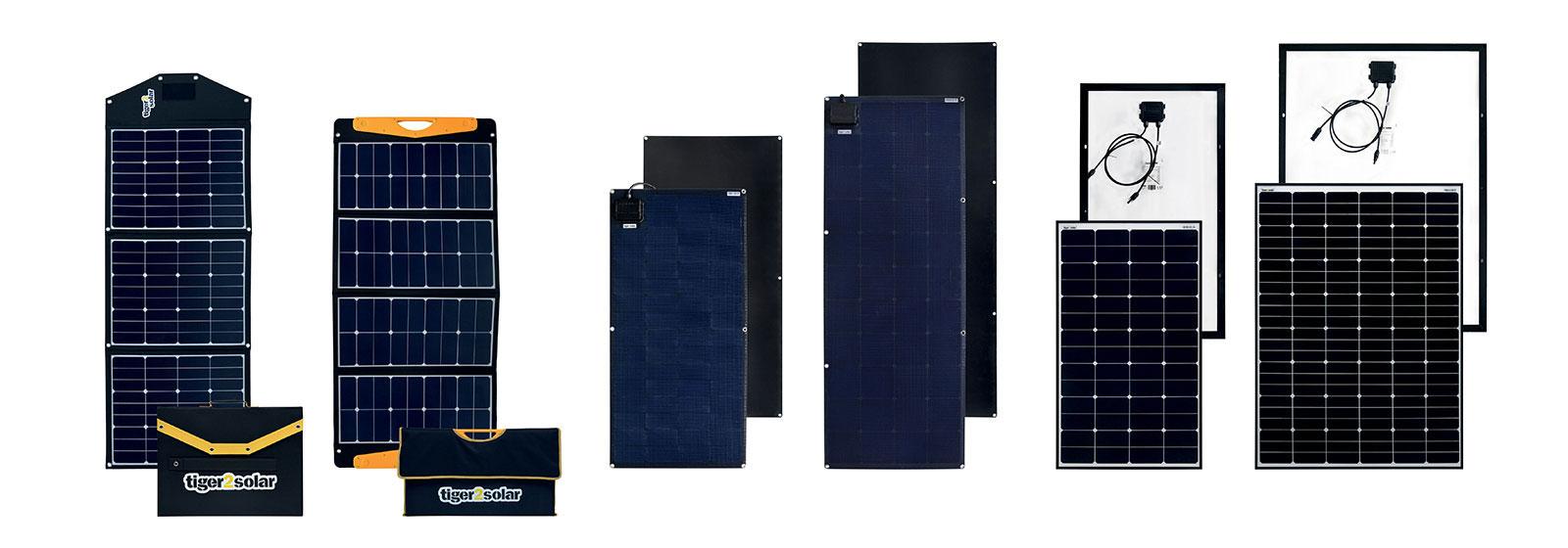 Das Solar-Modul-Programm von Tigerexped