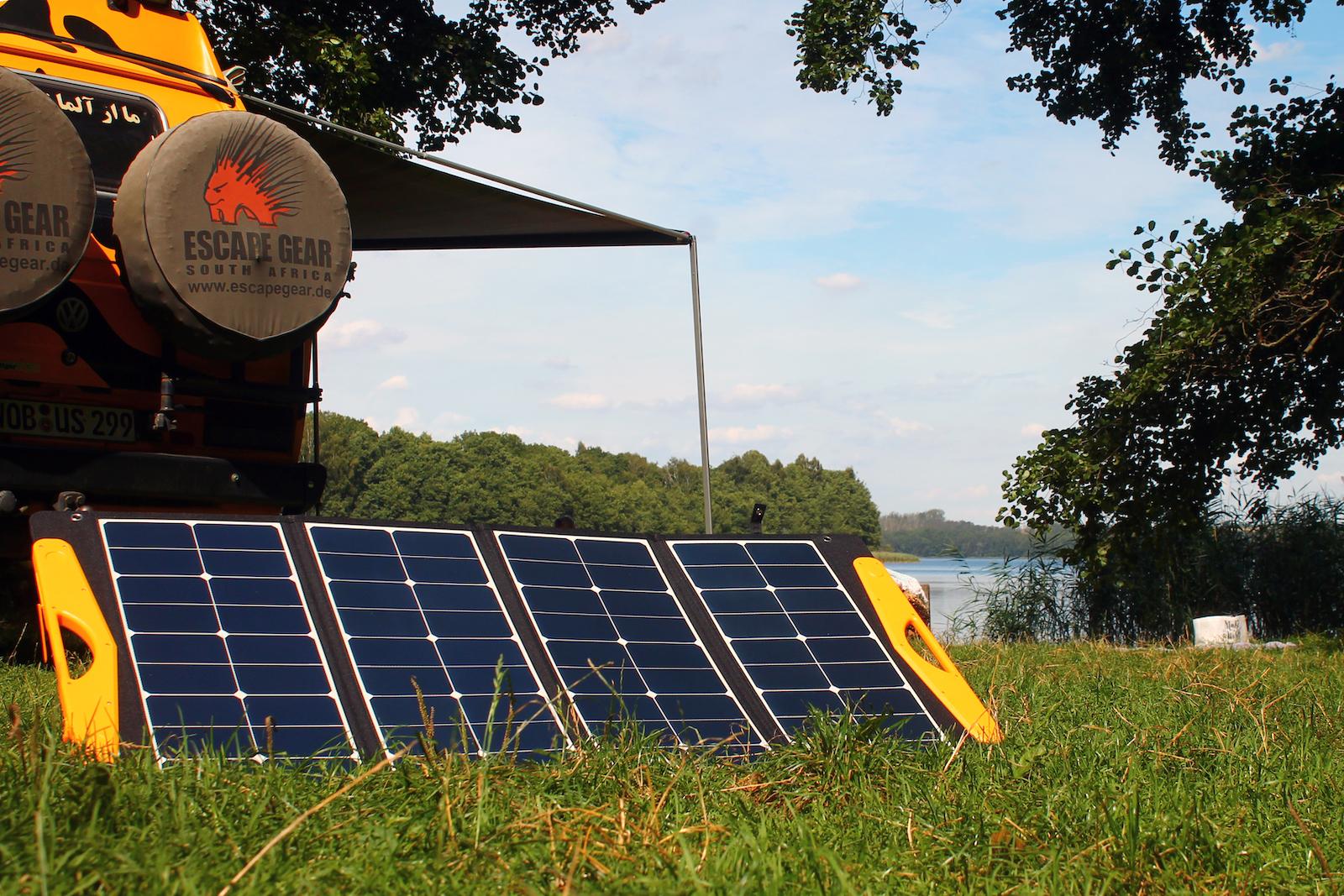 Tigerexped Solar Module für Offroad und Camping