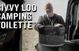 Die Bivvy Loo Camping Toilette - 4x4PASSION #288