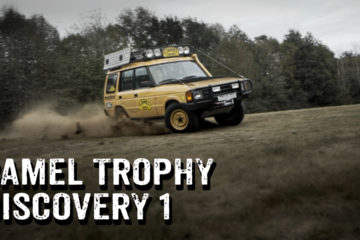 Land Rover Discovery 1 Camel Trophy - 4x4PASSION #285