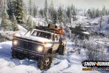 Snow Runner Season 1 Pass