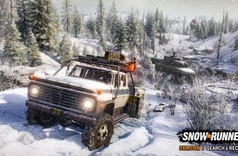 Snow Runner Season 1 Pass