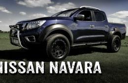 Nissan Navara als Fun- und Offroad-Mobil - 4x4PASSION #294
