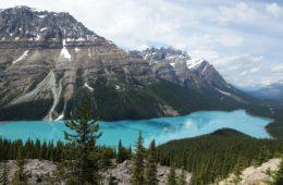 Schöner See in Kanada, Infos zum Visum für Kanada