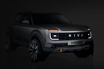 Neuer Lada Niva ab 2024. Wird er so aussehen?