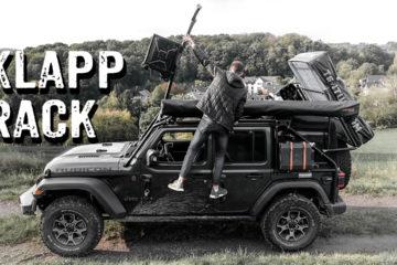 Jeep Wrangler JLU Rubicon - Roomtour - 4x4PASSION #297
