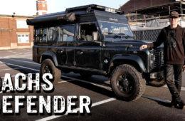 Innenausbauten - Land Rover Defender Td4 Roomtour - 4x4PASSION #299