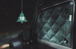 Blidimax Sichtschutz Thermomatten Isolation Jeep Wrangler