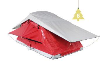 DTDB Outdoor leichtes Dachzelt 140S