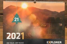 Kalender 2021 EXPLORER Magazin
