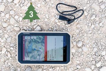 Garmin Overlander für die Offroad-Navigation