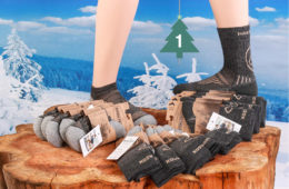 Nakatanenga Offroad-Socken