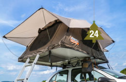 Nakatanenga Roof Lodge 140 Basic Lightweight Dachzelt