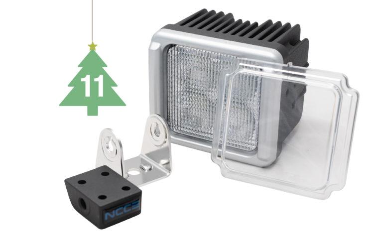 Nolden NCC A115 Arbeitsscheinwerfer für Offroader Scheinwerfer LUXX