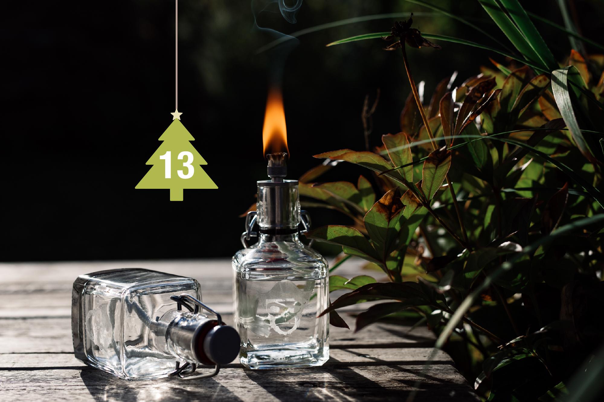 Offroad Monkeys Petroleum-Lampe