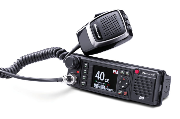 CB-Funkgerät von Midland: M-88.