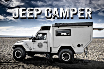 Jeep Wrangler als Offroad-Campmobil - Roomtour - 4x4PASSION #303