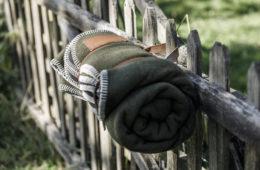 Petromax Wolldecke aus Schurwolle