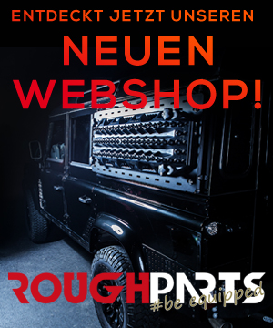 Rough Parts Defender Teile neuer Online-Shop