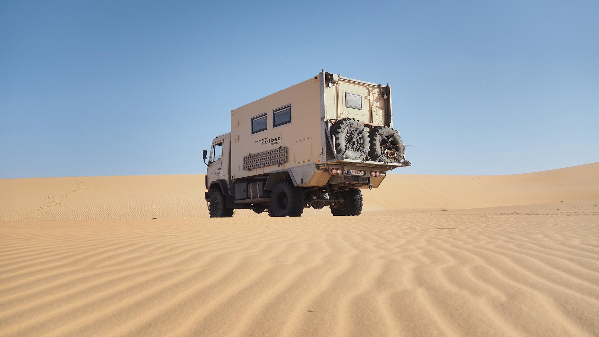 Wohnmobil-Ausbau Expeditionsmobil-Ausbau