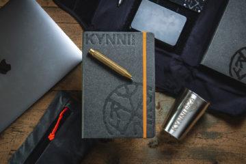 KYNNI Freundebuch für Reisende