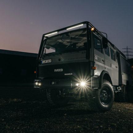 LKW LED-Umrüstsätze vom Scheinwerfer Luxx