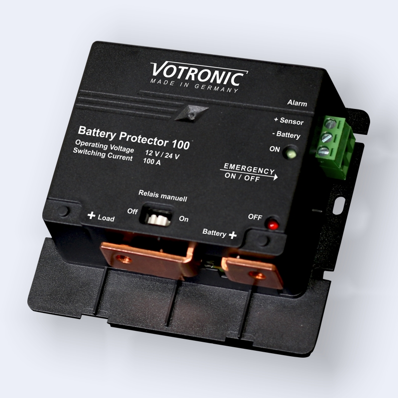 Votronic Batteriewächter Protector 100