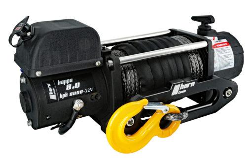 Winden für Kompaktfahrzeuge - horntools Kappa 8