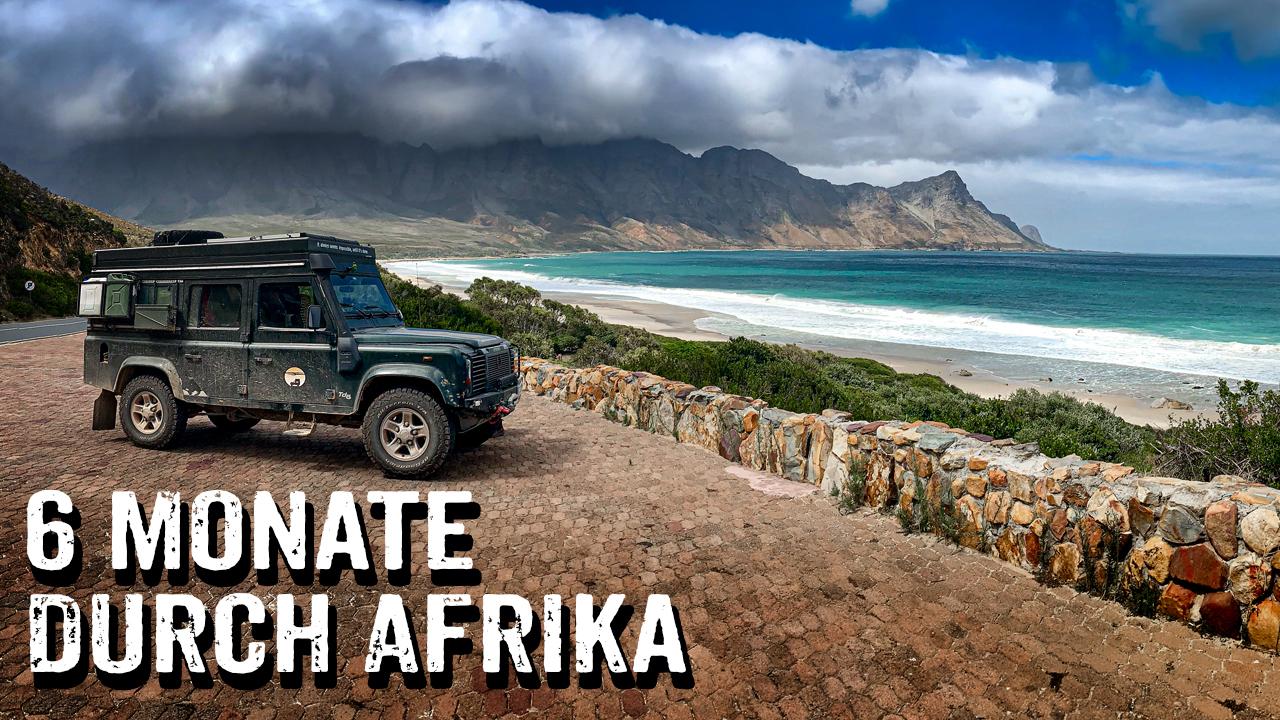 Mit dem Land Rover Defender TD5 durchs südliche Afrika - 4x4PASSION #339